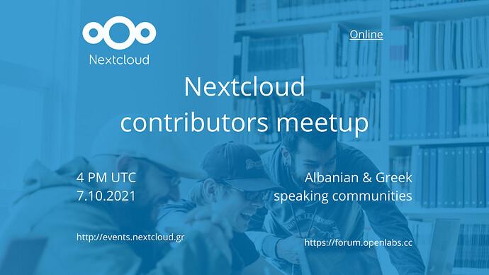 Nextcloud meetup (Twitter Post) (2)