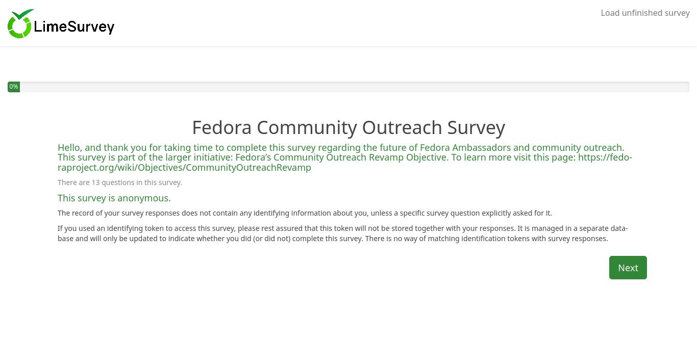 Screenshot_2021-01-06 Fedora Community Outreach Survey